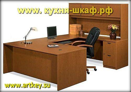 Производство мебели для офисов на заказ в Петербурге и Ленинградской области